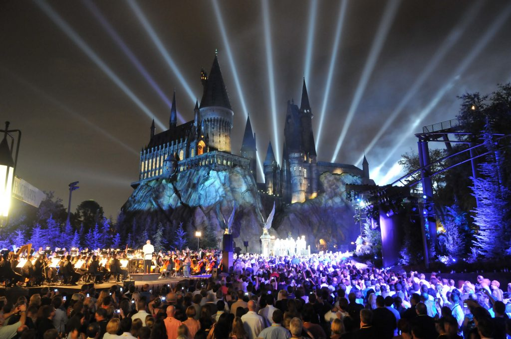 2010 - The Wizarding World of Harry Potter opens at Is...