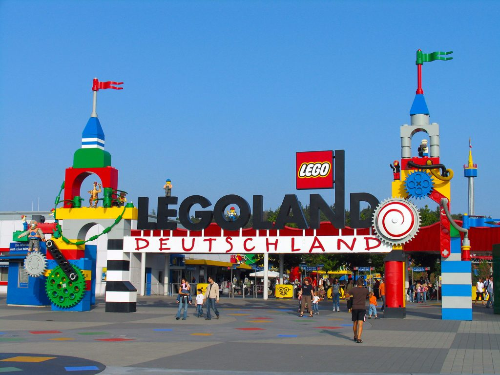 2002 - Following the success of LEGOLAND California wh...