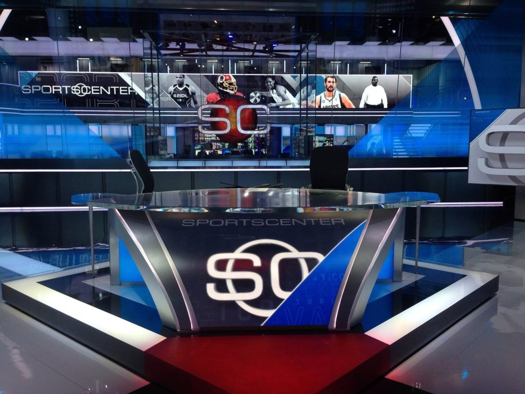 Sportscenter Desk